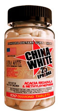 China White  Ephedra